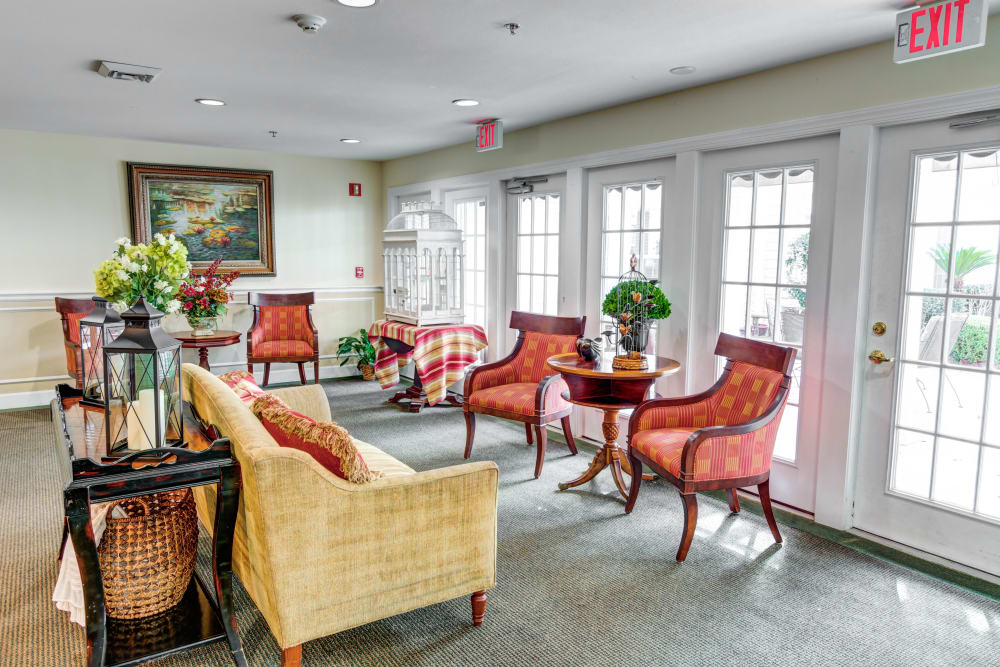 Enjoy the finer things at St. Augustine Plantation