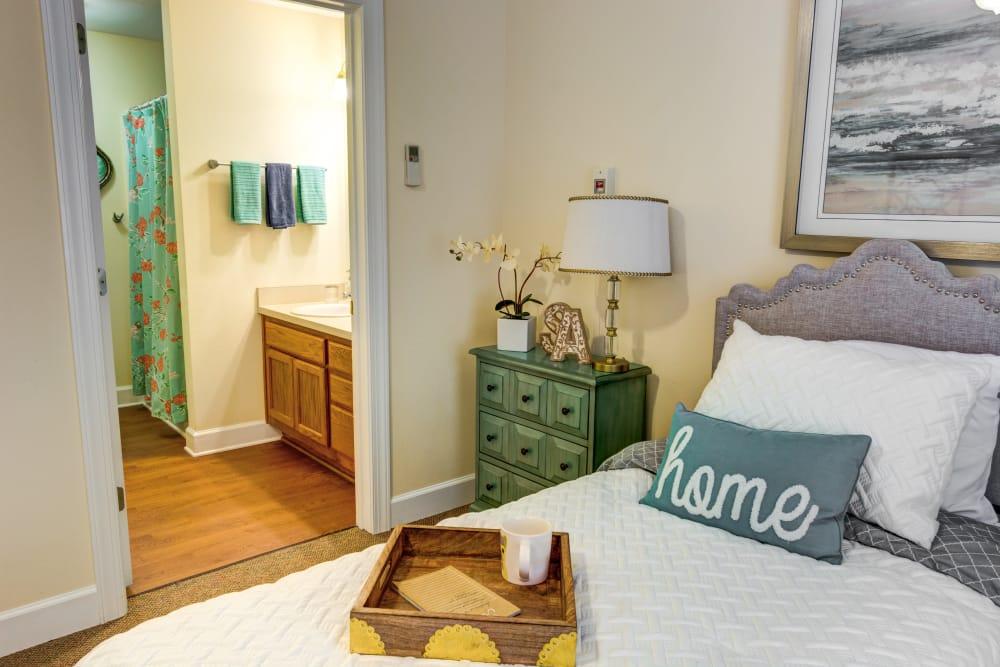 Bedroom at St. Augustine Plantation