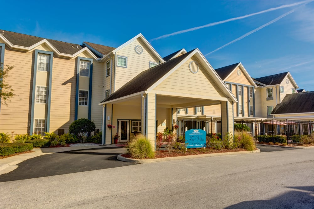 The Villas at Sunset Bay senior living