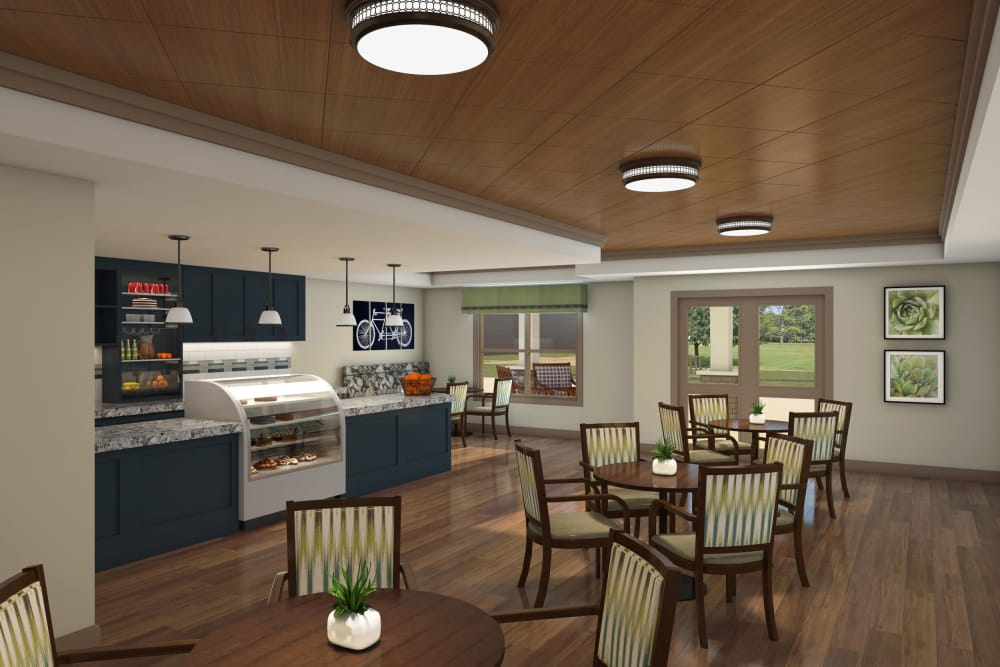 Bistro at Discovery Village At Sandhill