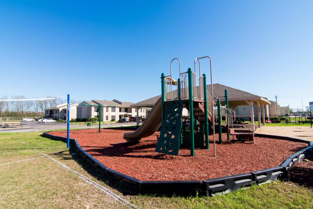 Reserve on Garth Rd playground