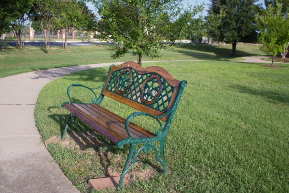 Enjoy the community spaces at Azalea Estates of New Iberia in New Iberia, LA.