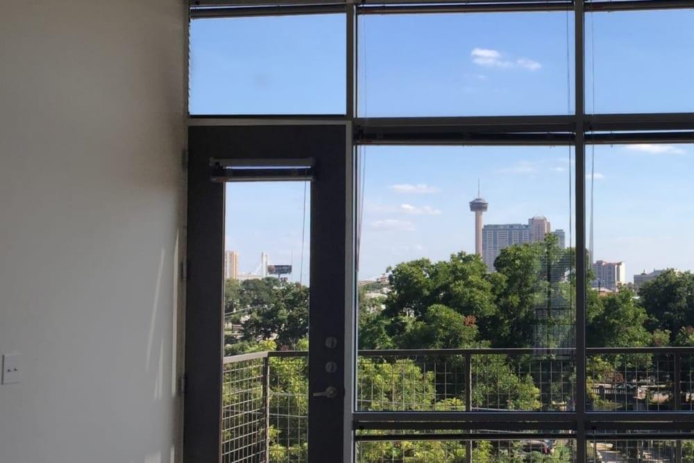 View at 1221 Broadway Lofts