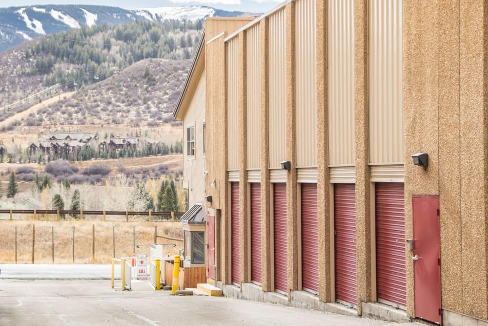 Prime Storage has outdoor units in Avon, Colorado