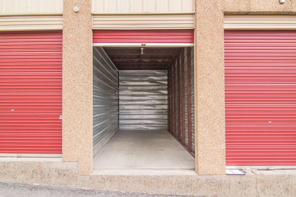 Outdoor units at Prime Storage in Avon, Colorado