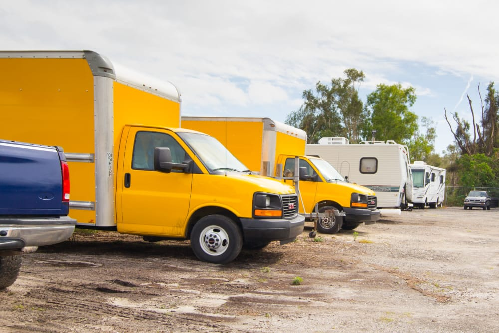 Rent a truck at Prime Storage in North Fort Myers, Florida