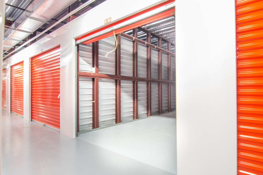 Large units available at Prime Storage in Rockledge, Florida