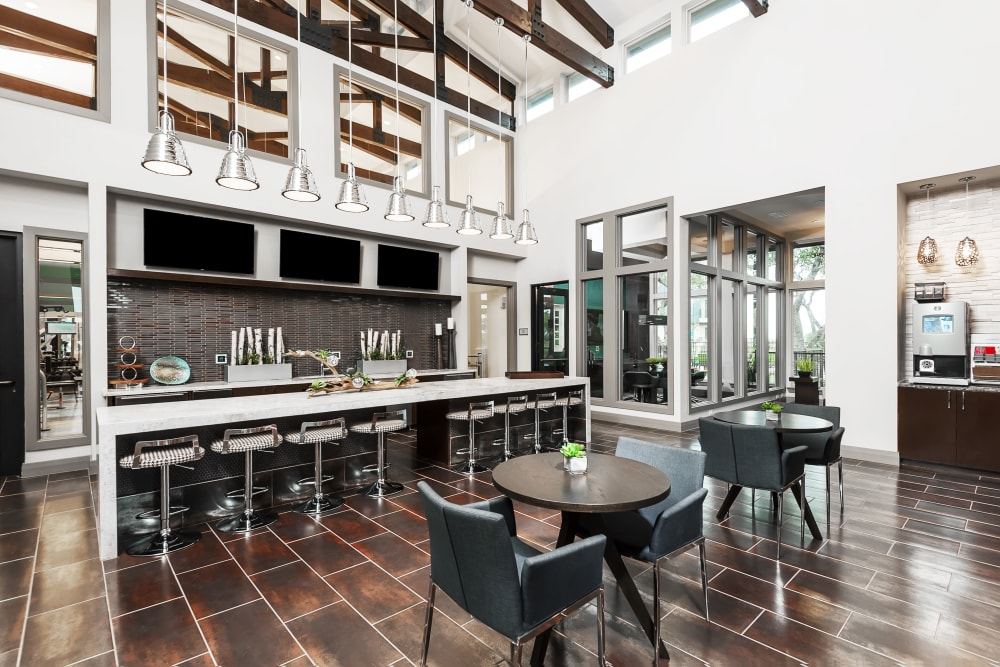 Clubhouse at Dwell at Legacy