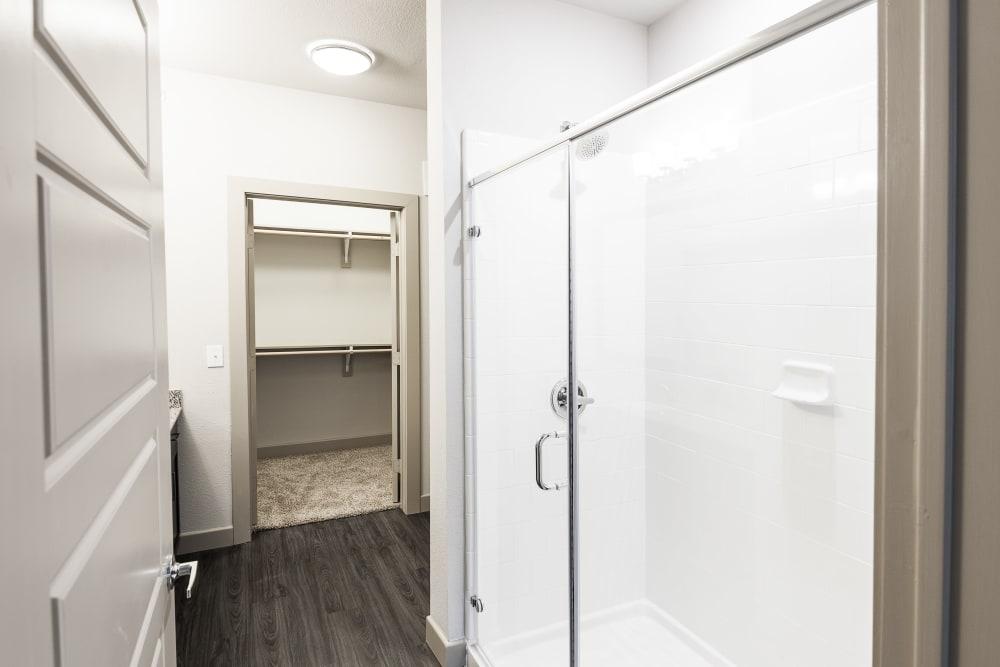 Bathroom at Dwell at Legacy