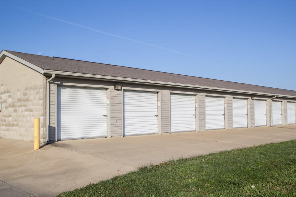 Merveilleux Drive Up Units At Prime Storage In Champaign, Illinois