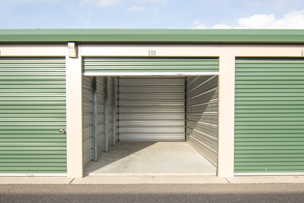 On Site Storage in Hammonton, NJ has drive-up units