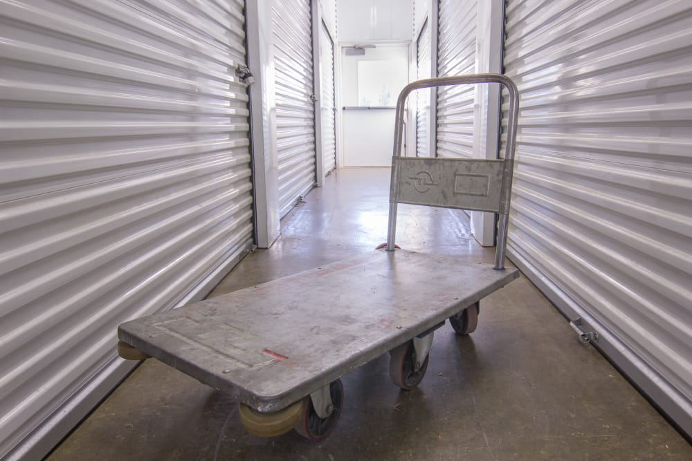 Carts available at Capital Self Storage New Hampton in New Hampton, NY