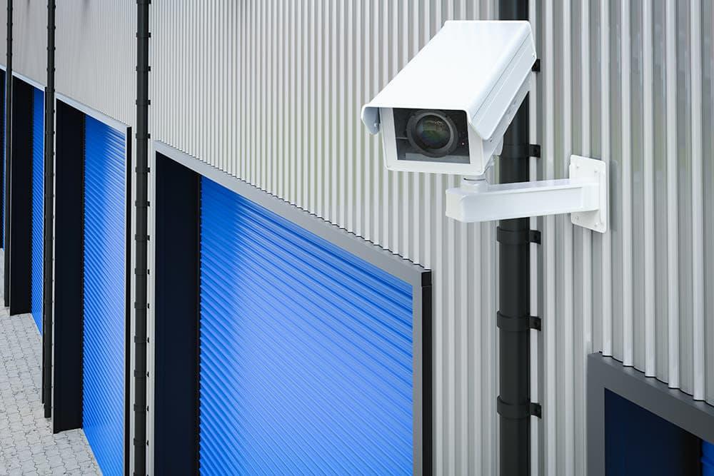 Prime Storage Security Camera in Richmond, VA
