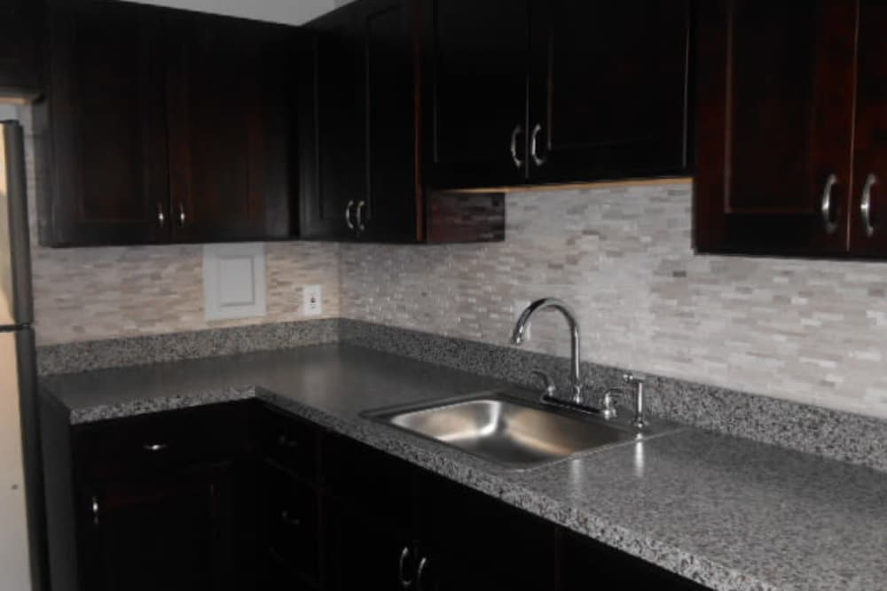 Springwood Gardens offers a beautiful kitchen in New Britain