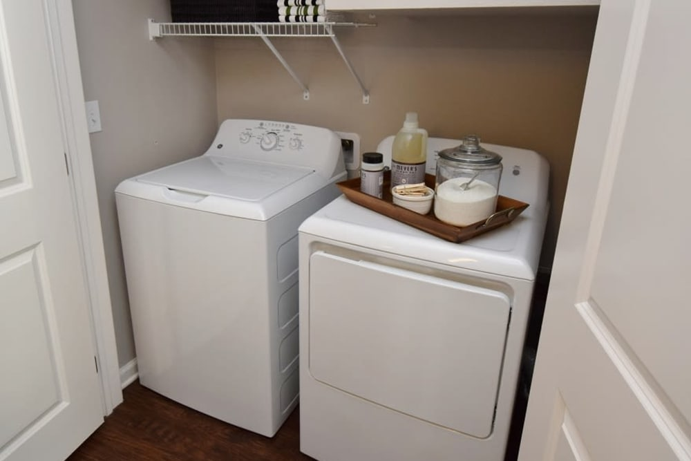 Modern apartments with a dishwasher in Baton Rouge, Louisiana