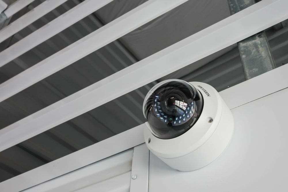 Security Cameras at Cottonwood Cool Storage
