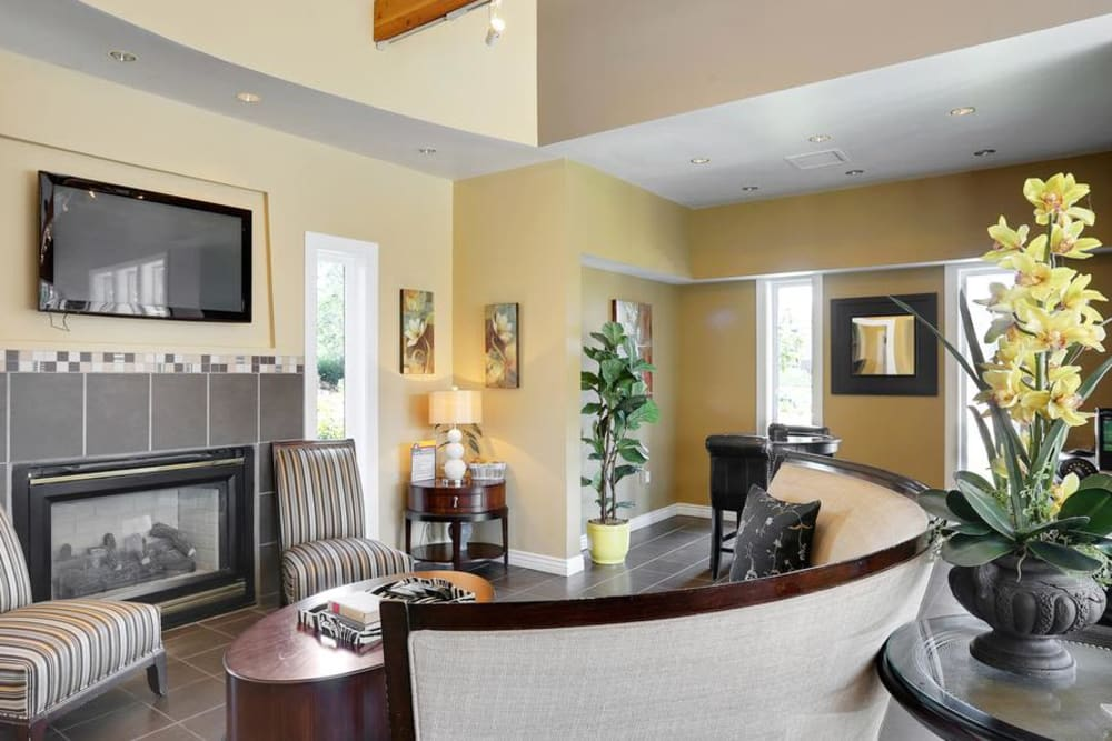 Leasing Office Common Area at Broadmoor Ridge Apartment Homes in Colorado Springs, CO