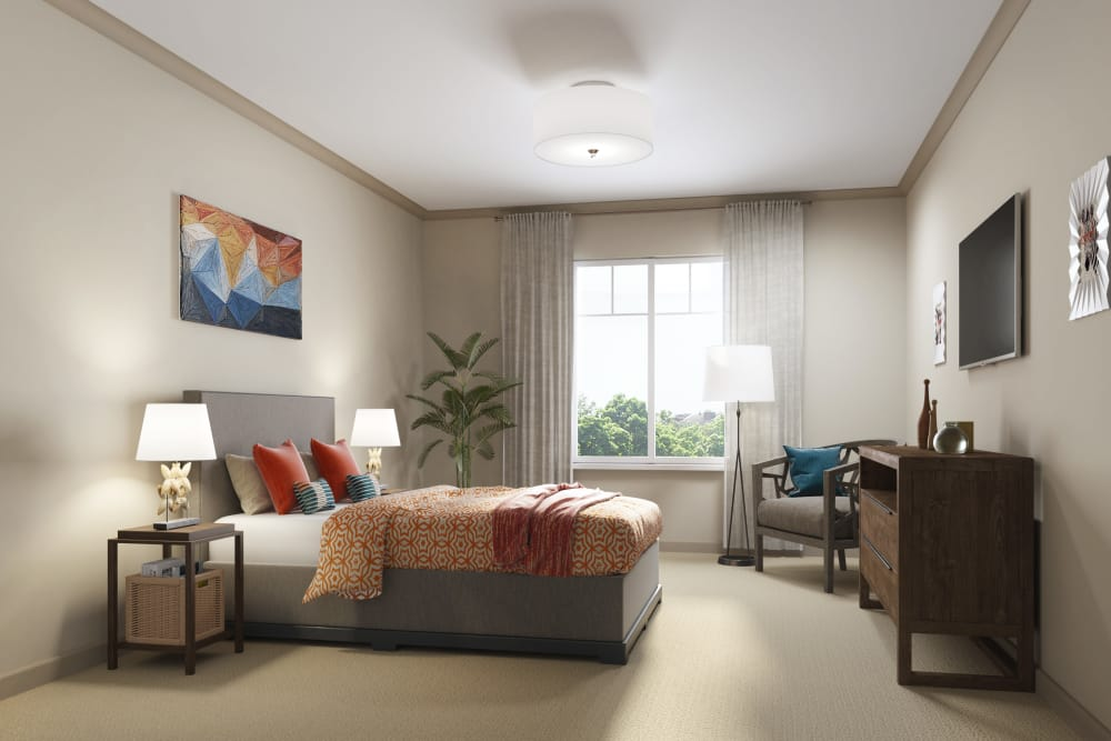 Ask about Sage Mountain's apartment layout options
