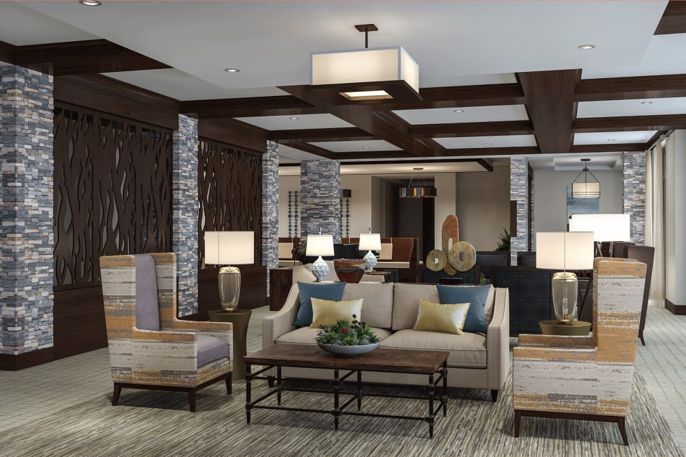 Sage Mountain  Assisted Living and Memory Care offers a luxury, resort-like environment