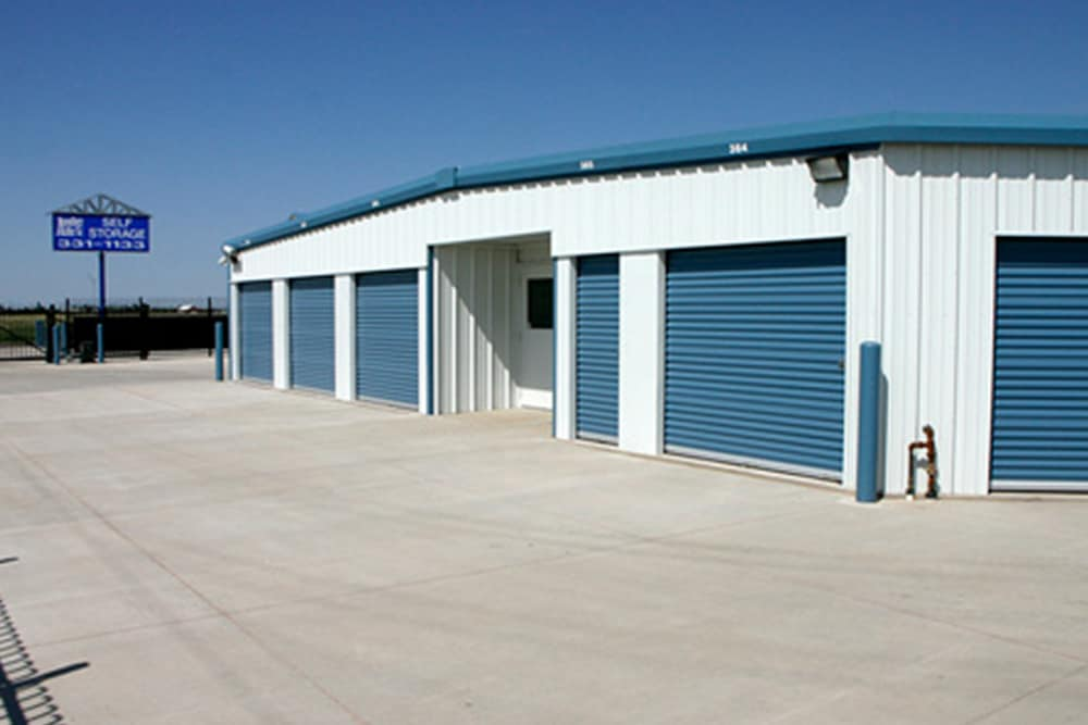 Exterior of Another Attic Self-Storage in Amarillo, TX