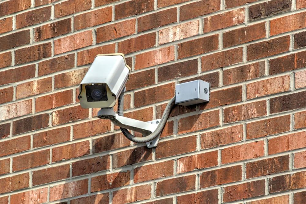 Digital surveillance system at Prime Storage in Winston-Salem, North Carolina