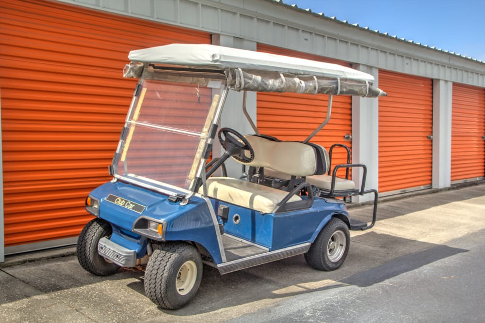 Dollies and carts available at Prime Storage in Little River, South Carolina