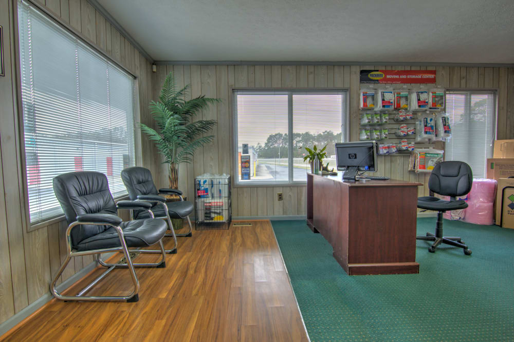 Prime Storage leasing office in Little River, South Carolina