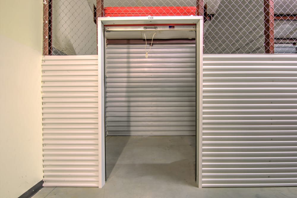Indoor units at Prime Storage in Longs, South Carolina