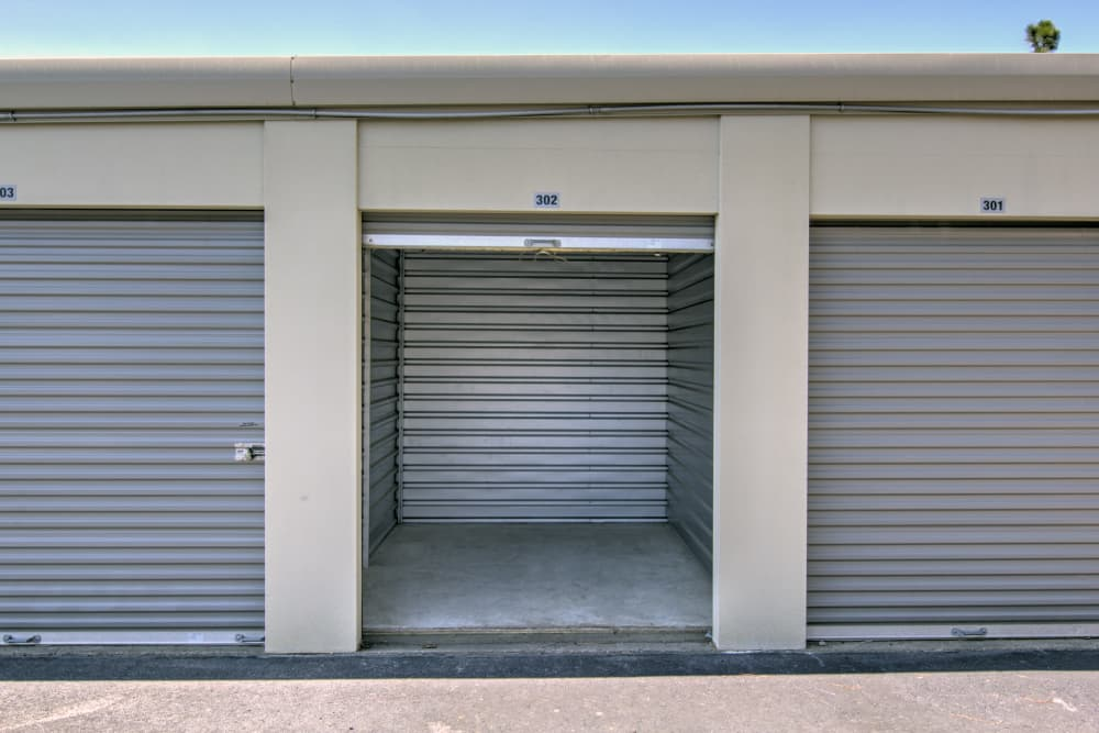Outdoor unit at  Prime Storage in Columbia, South Carolina