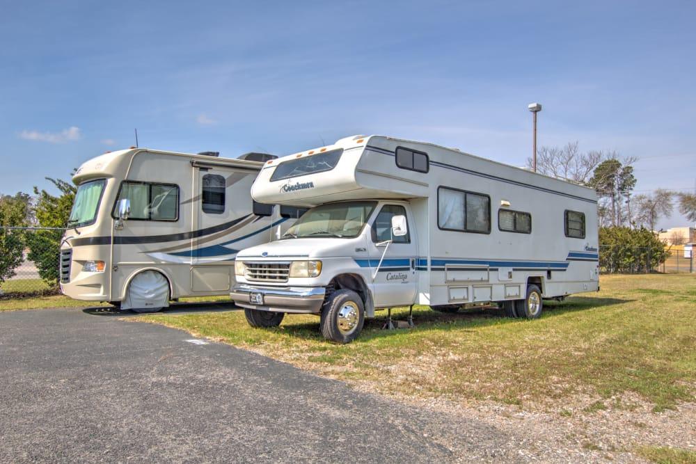 Car, Van, or Truck Rental at Prime Storage in Aiken, South Carolina