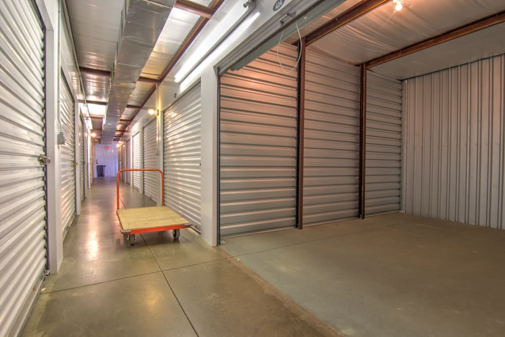 Awesome Indoor Storage Unit At Prime Storage In Aiken, South Carolina