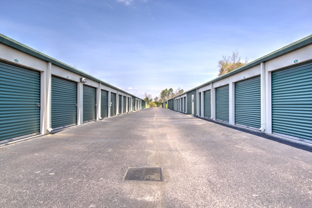 Incroyable Outdoor Storage Units At Prime Storage In Aiken, South Carolina