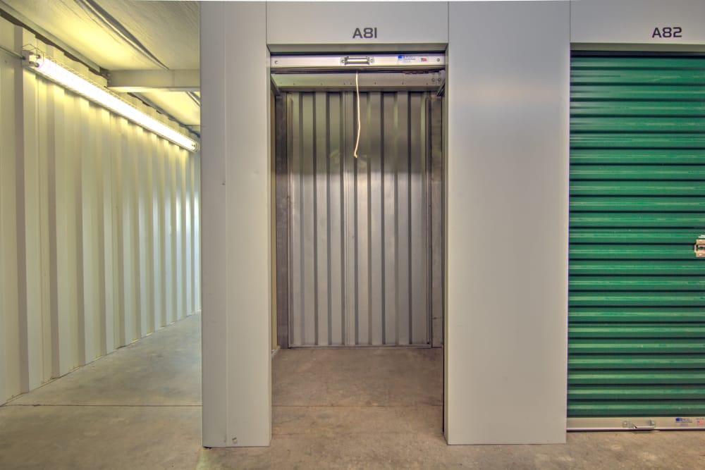 Indoor unit at Prime Storage in Columbia, South Carolina