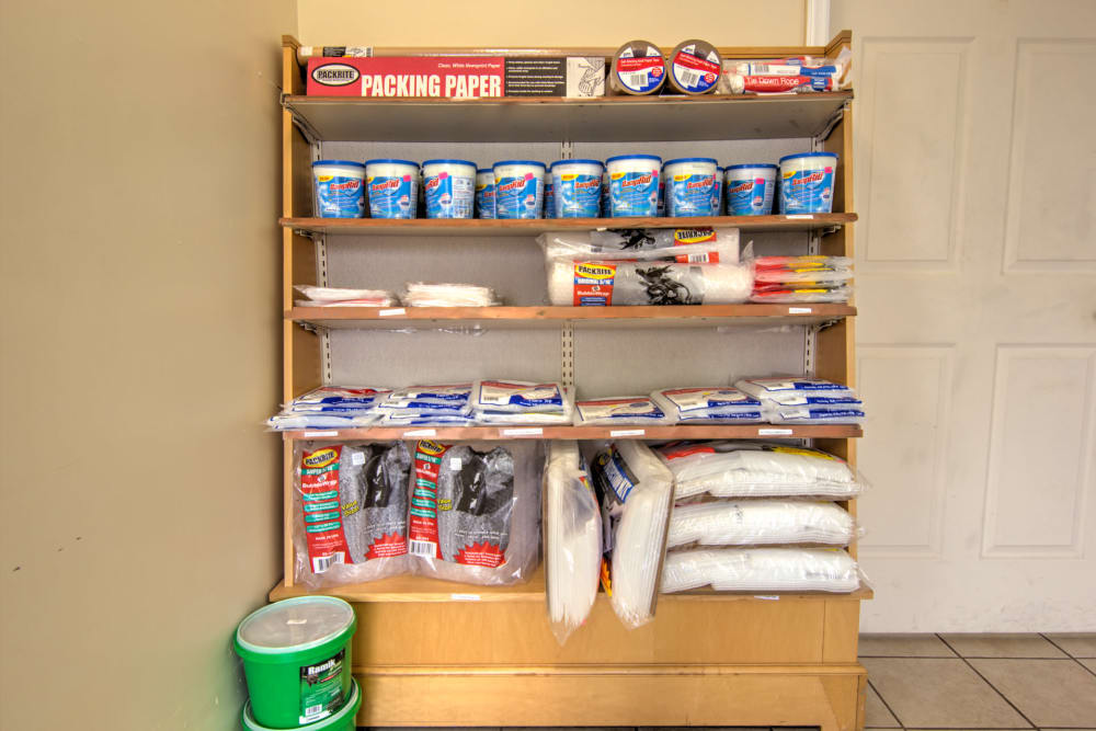Get your packing supplies at Prime Storage in Columbia, South Carolina