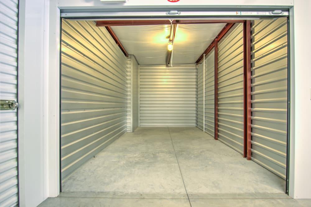 Indoor unit at Prime Storage in Aiken, South Carolina
