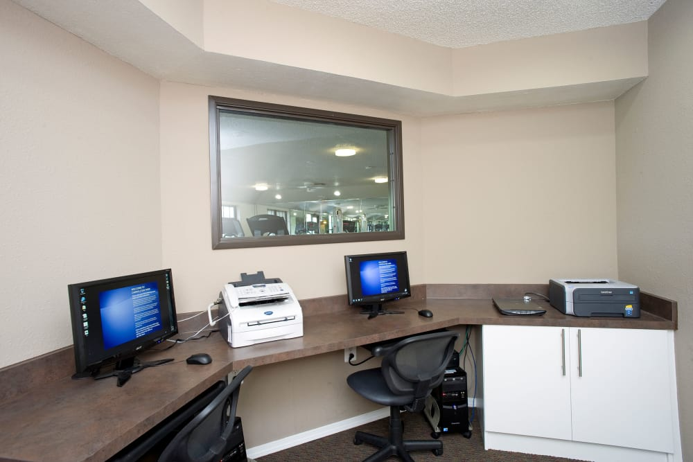 Office at at Carrollton Park of North Dallas in Dallas, Texas