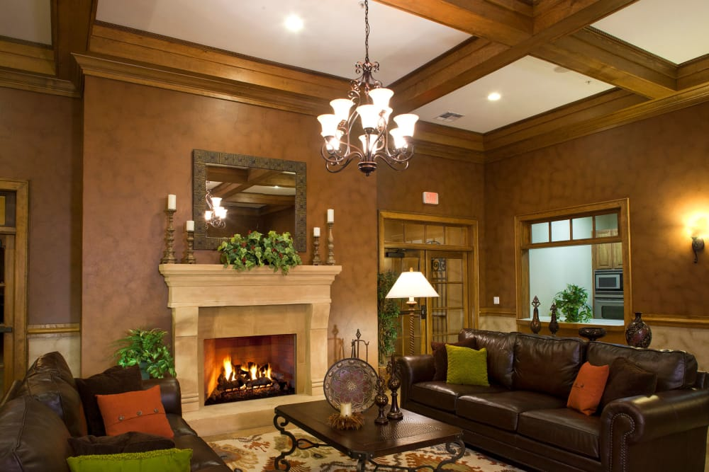 Clubhouse at Estancia at Ridgeview Ranch in Plano, Texas