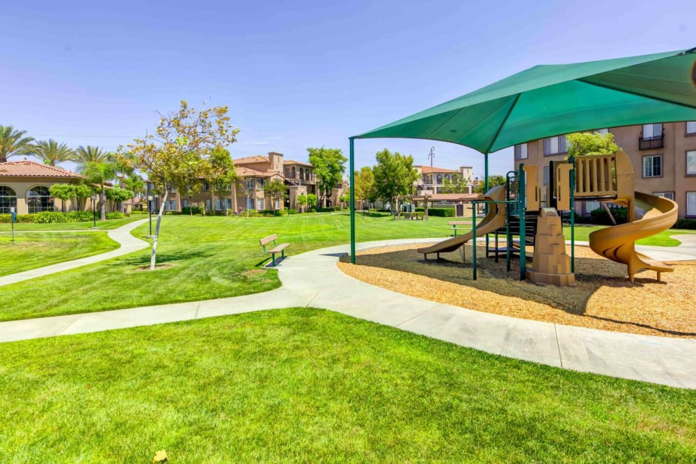 Your covered park at Alvista Towngate