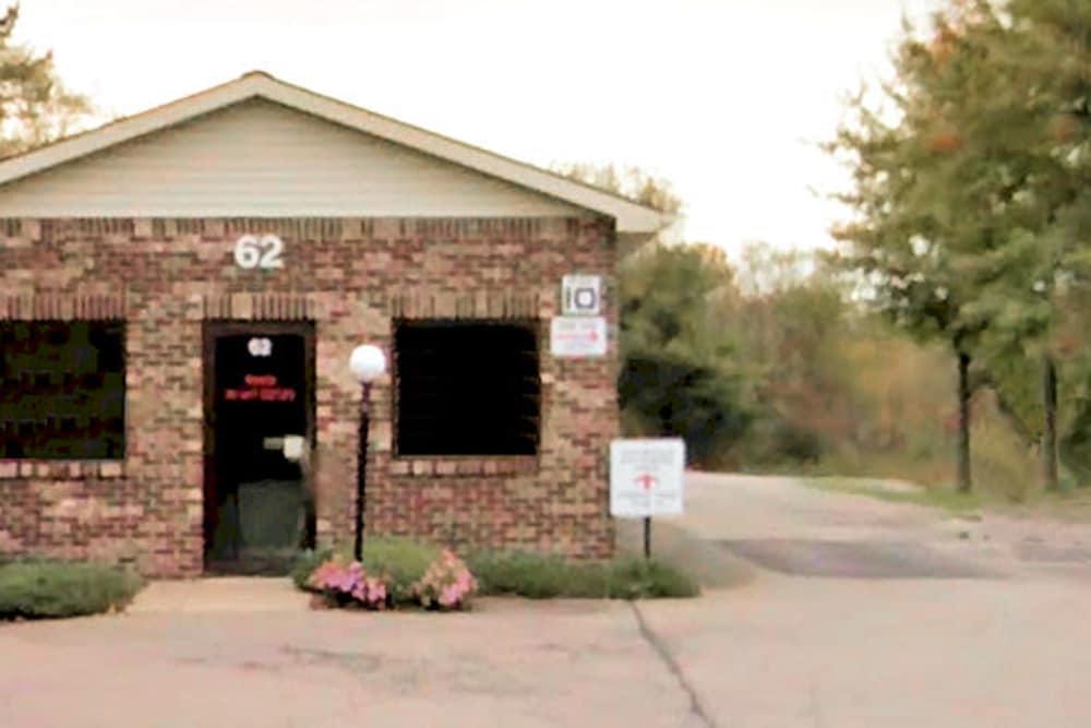 Voorheesville Self Storage leasing office in Voorheesville, New York