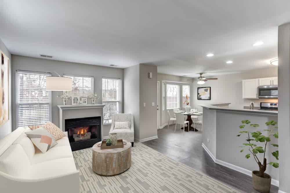 Photos Of Lakeview Townhomes At Fox Valley In Aurora Il