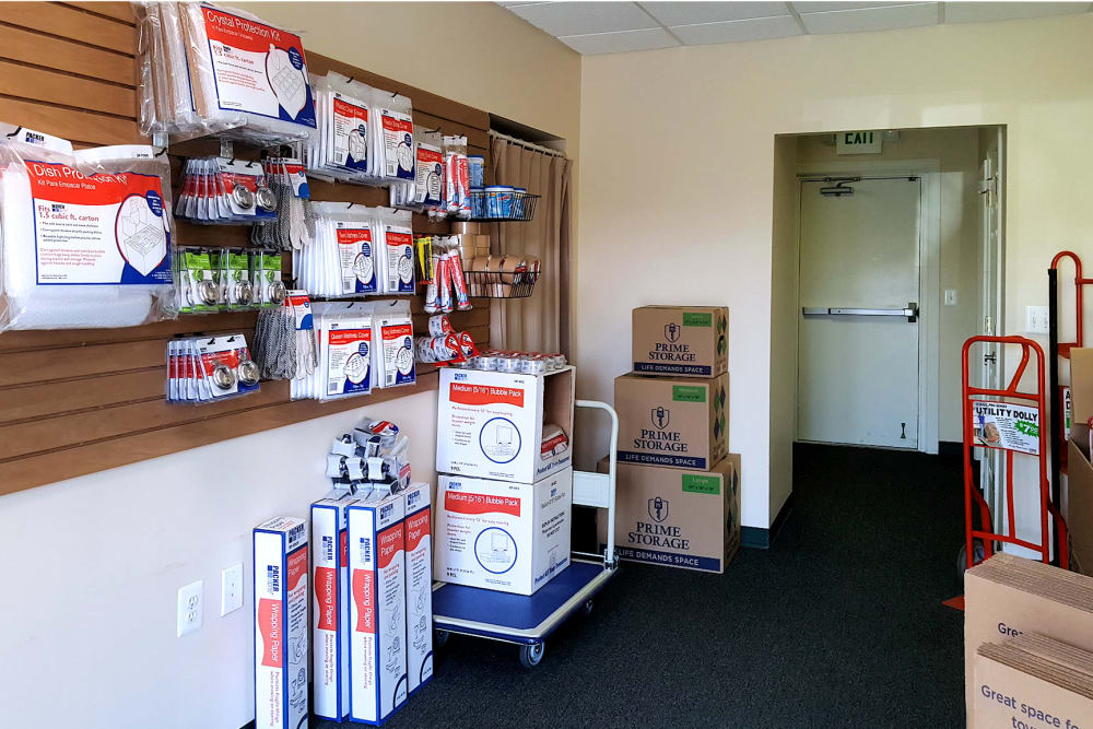 Get your packing and moving supplies with Forest Hill Mini-Storage in Forest Hill, Maryland