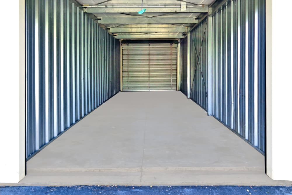 Indoor units at Prime Storage in Simpsonville, South Carolina