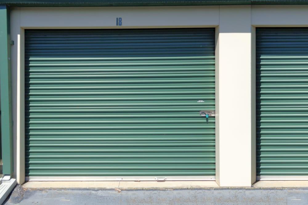 Units at Prime Storage in Simpsonville, South Carolina