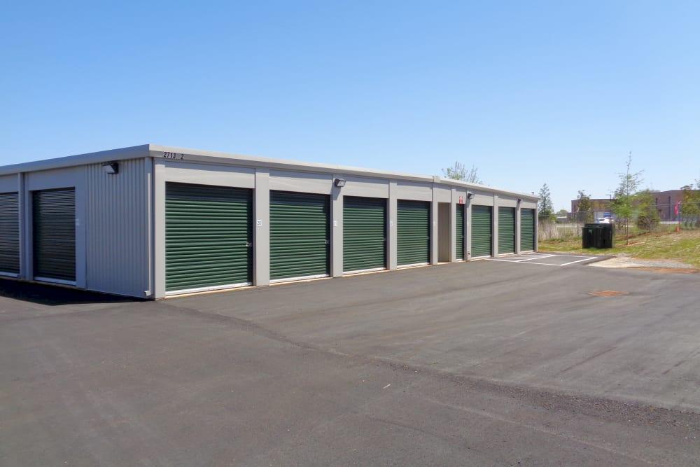 Storage units at Prime Storage in Simpsonville, South Carolina