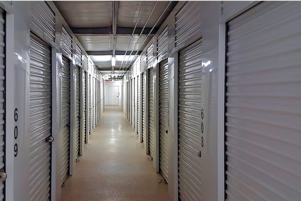 Prime Storage offers indoor units in Pittsfield, Massachusetts