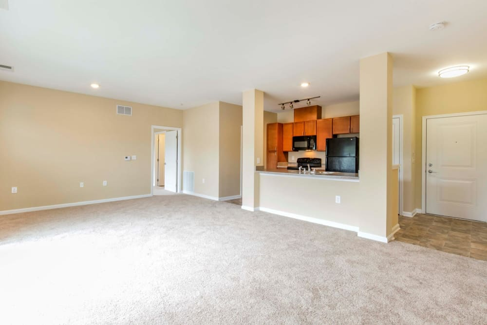 Spacious apartment at Orchard Meadows Apartment Homes in Ellicott City, Maryland