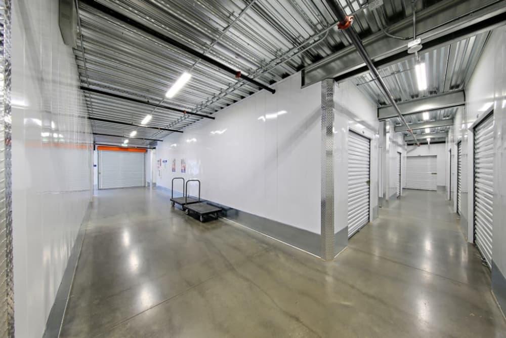 Interior storage units in San Diego, CA | A-1 Self Storage