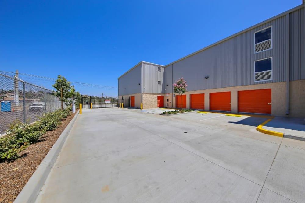exterior storage units in San Diego, CA | A-1 Self Storage