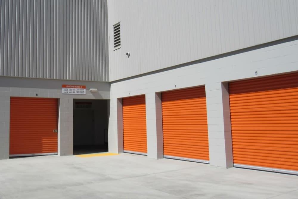 exterior storage units San Jose, CA | A-1 Self Storage