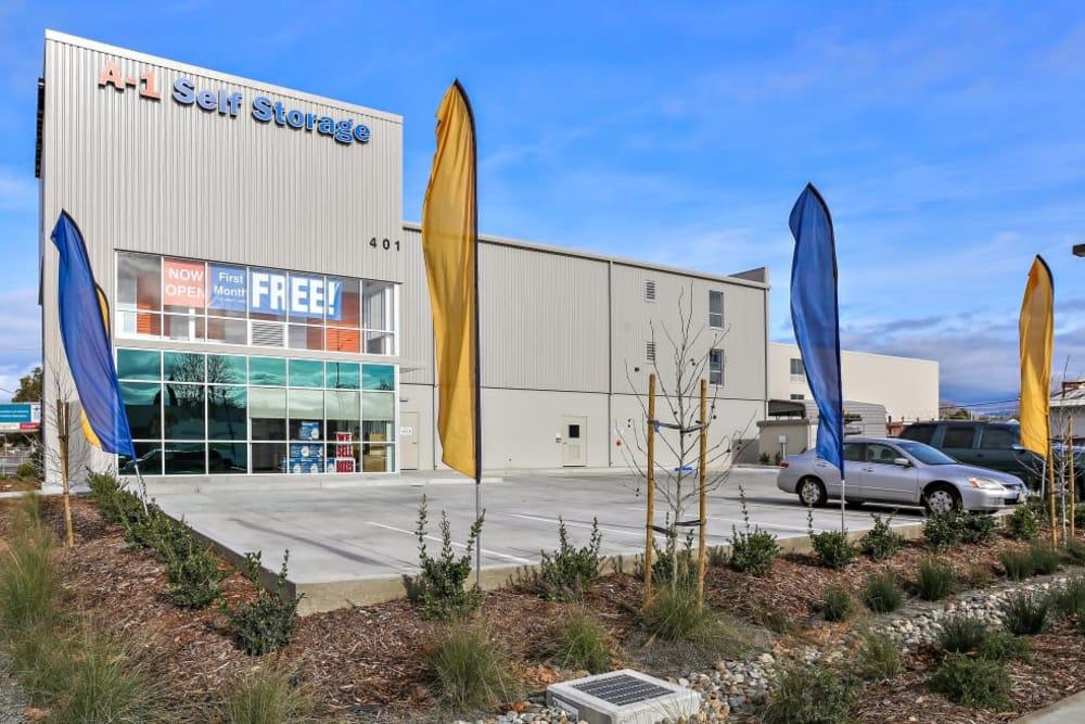 Self storage facility in San Jose, CA | A-1 Self Storage